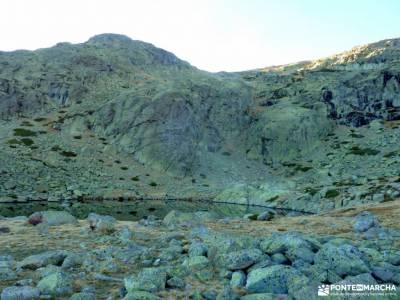 Peña Citores-Cumbres y Lagunas Peñalara;